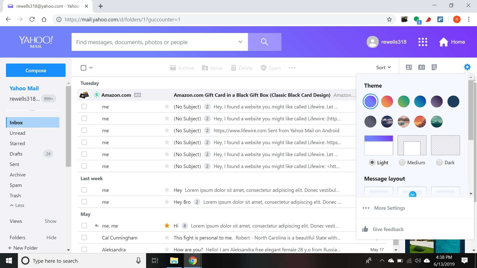 How to Check Other Email Accounts Through Yahoo Mail