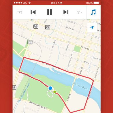 The 4 Best Cycling Apps for IPhone Map My Ride on