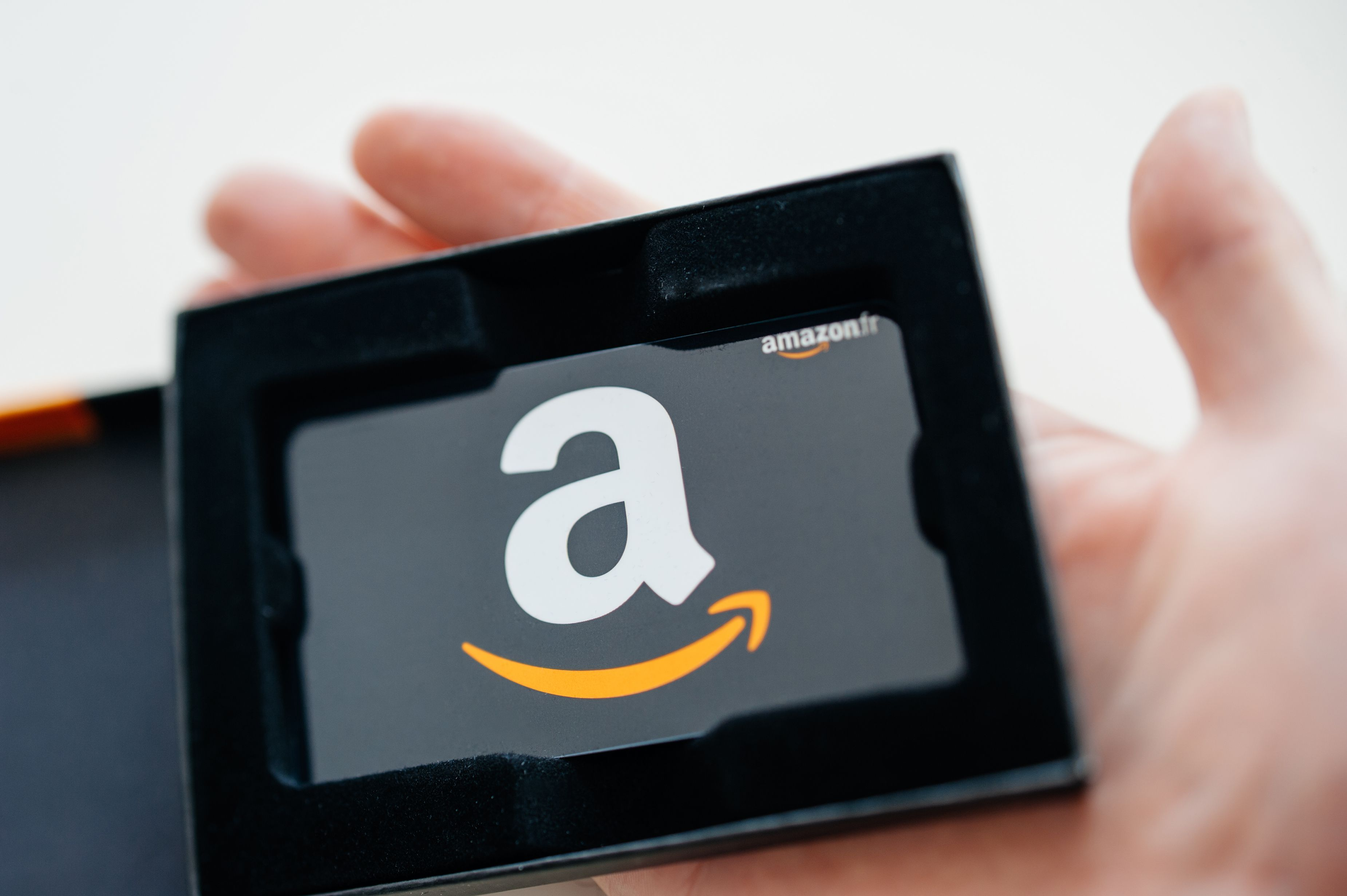 Where to Buy Amazon Gift Cards