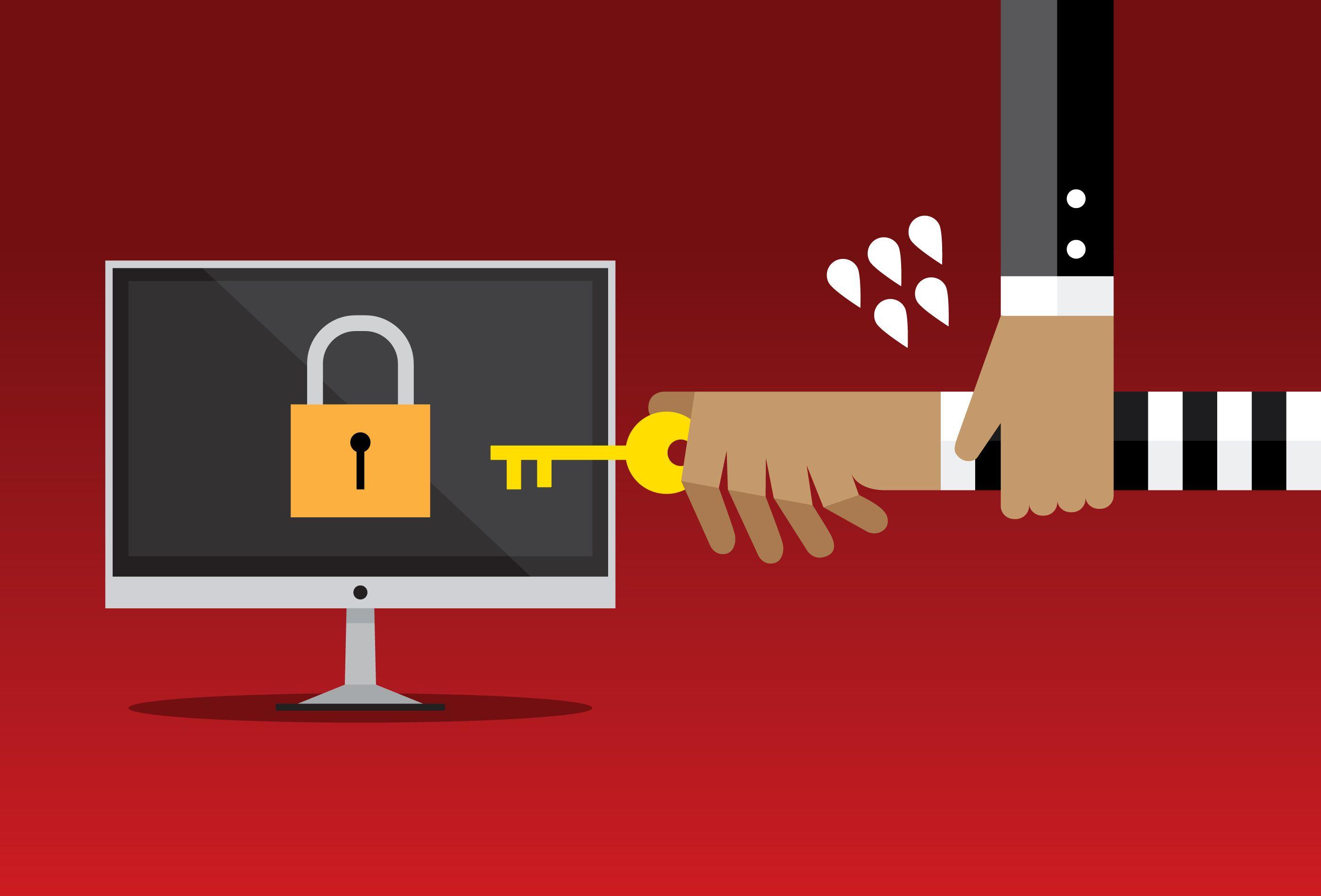 Microsoft internet warning