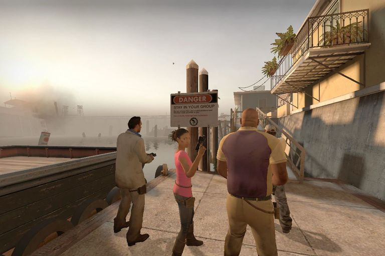 screenshot from Left 4 Dead 2
