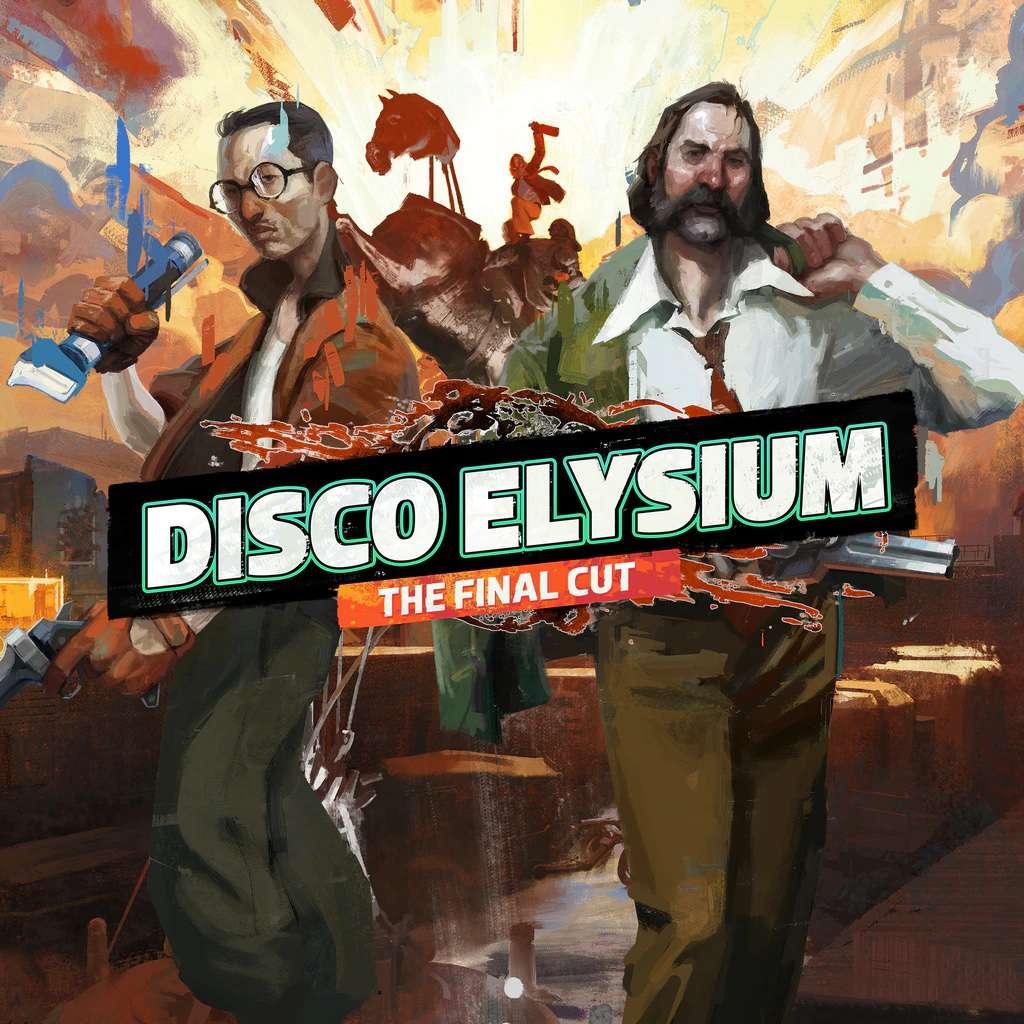 ZA/UM Disco Elysium