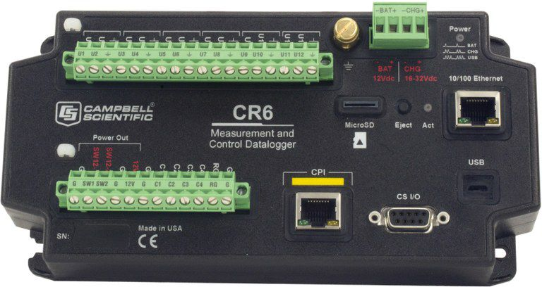 CR6 Data Datalogger