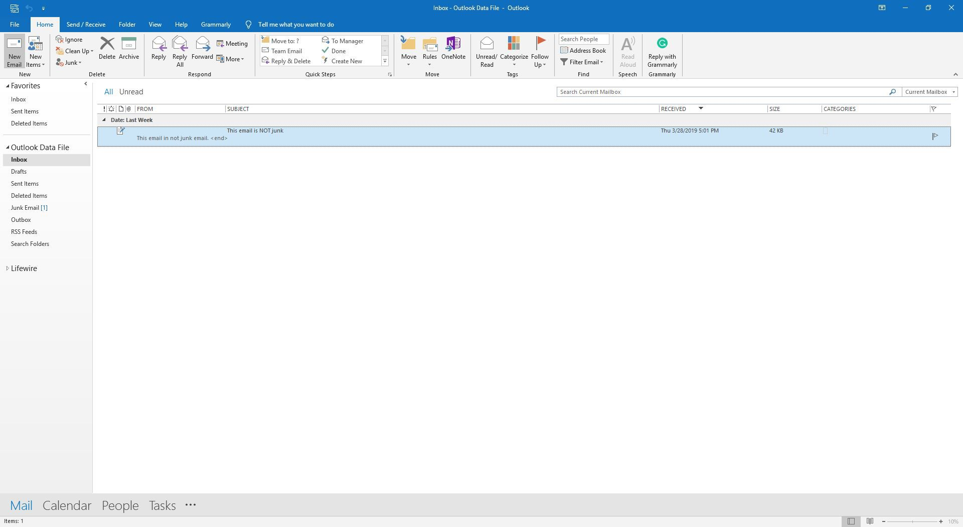 How to Save Emails as Plain Text From Outlook