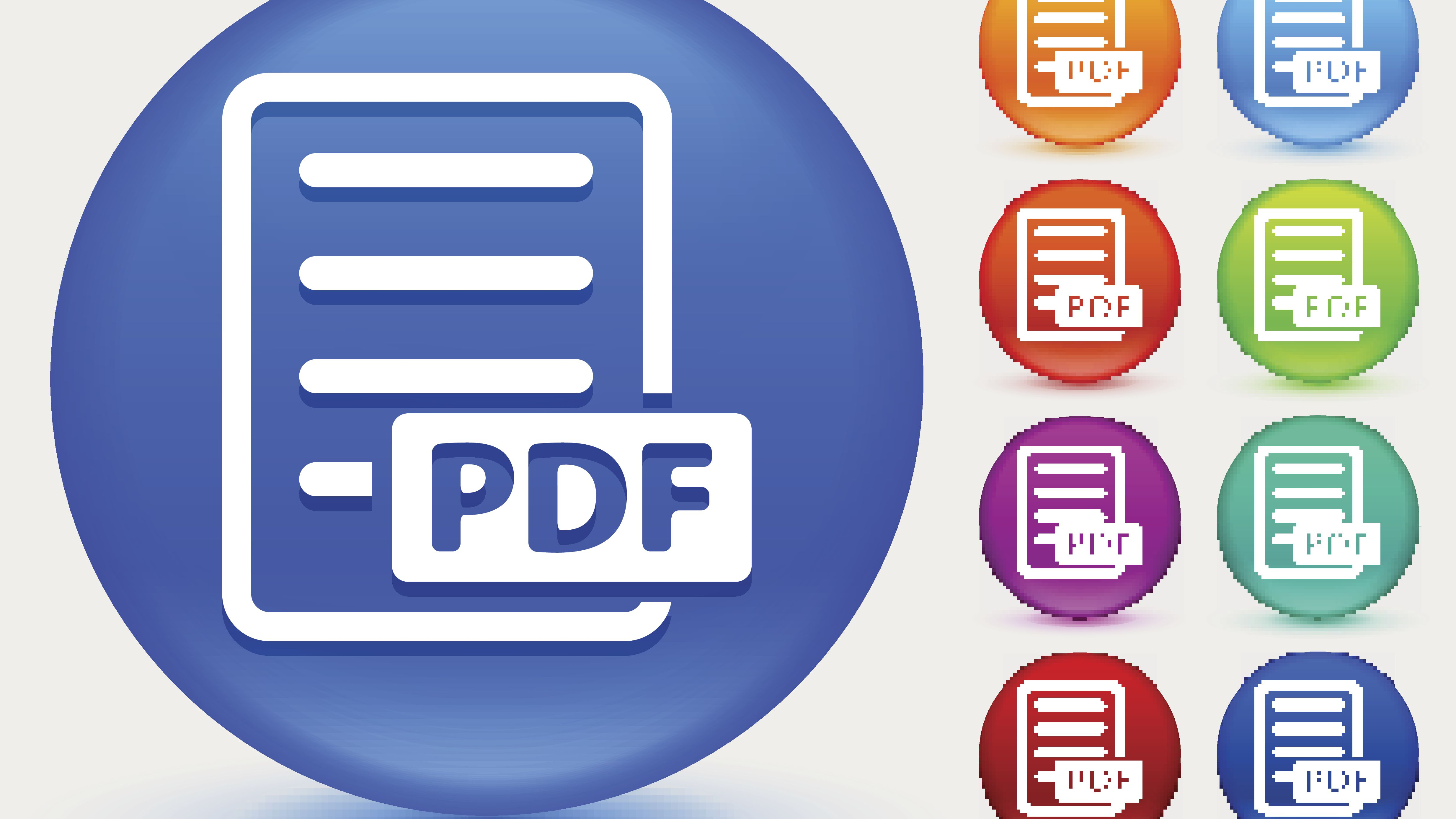 Saving a Word 2007 Document in PDF Format