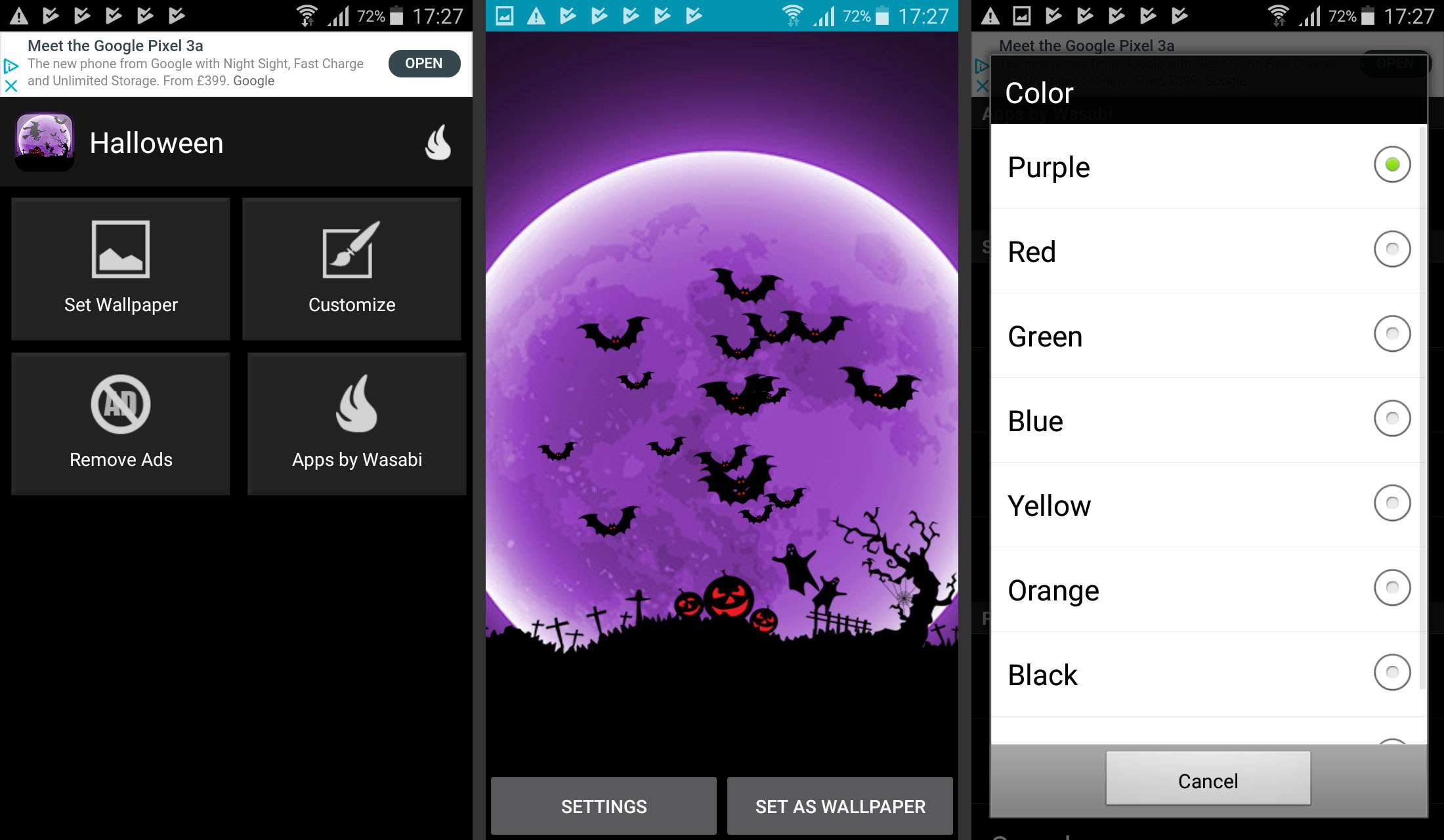 Halloween Wallpaper Graphic 2020 The Best Halloween Live Wallpaper for 2020