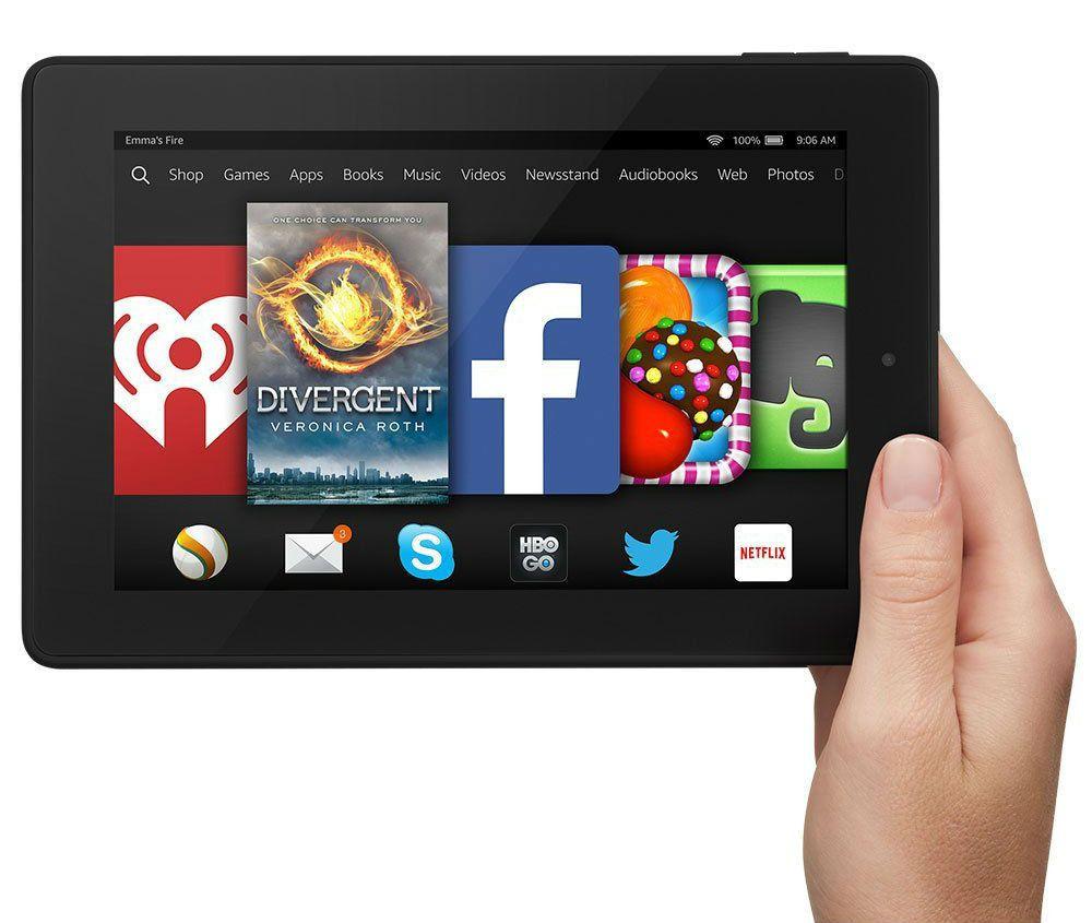fire tablet amazon 7