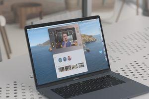 The author's Loomie avatar on a Macbook Pro