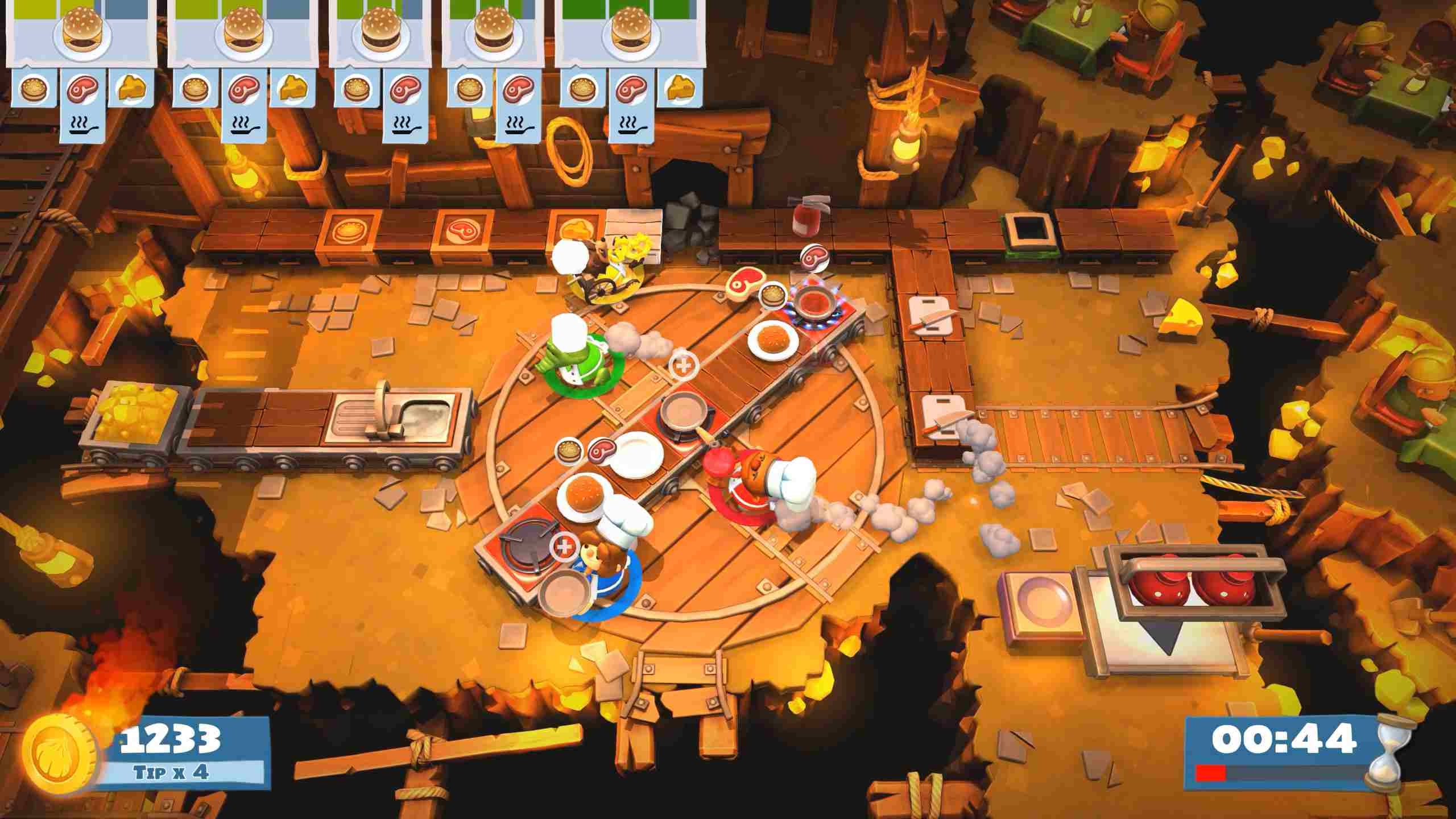 Promotional image for Overcooked! 2