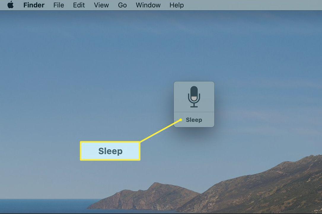 Voice Sleep