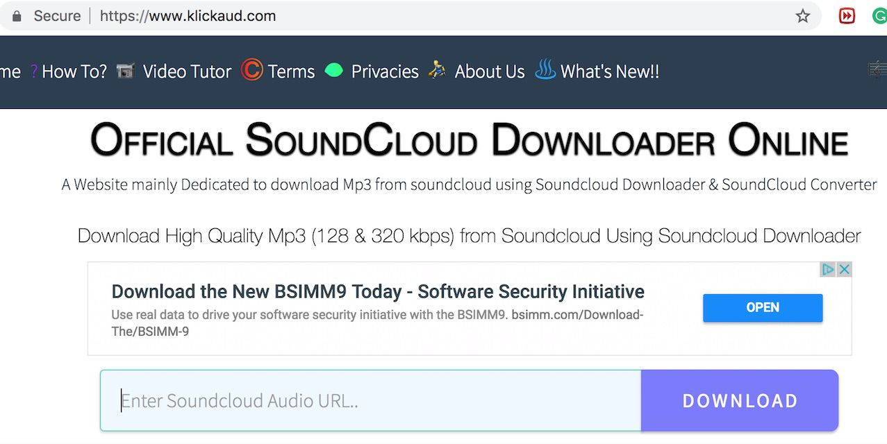 How to Download From Soundcloud
