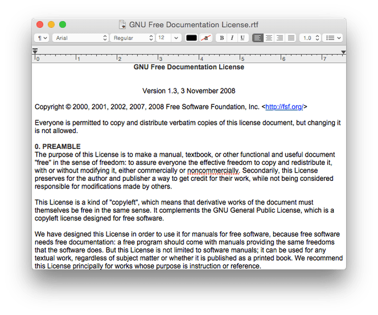 Writing HTML With MacIntosh TextEdit