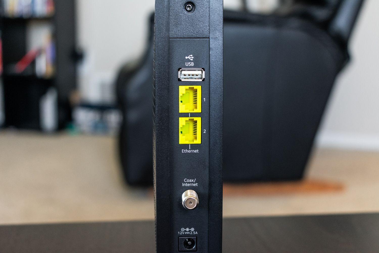 Netgear C3700