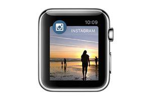 Instagram app for the Apple Watch
