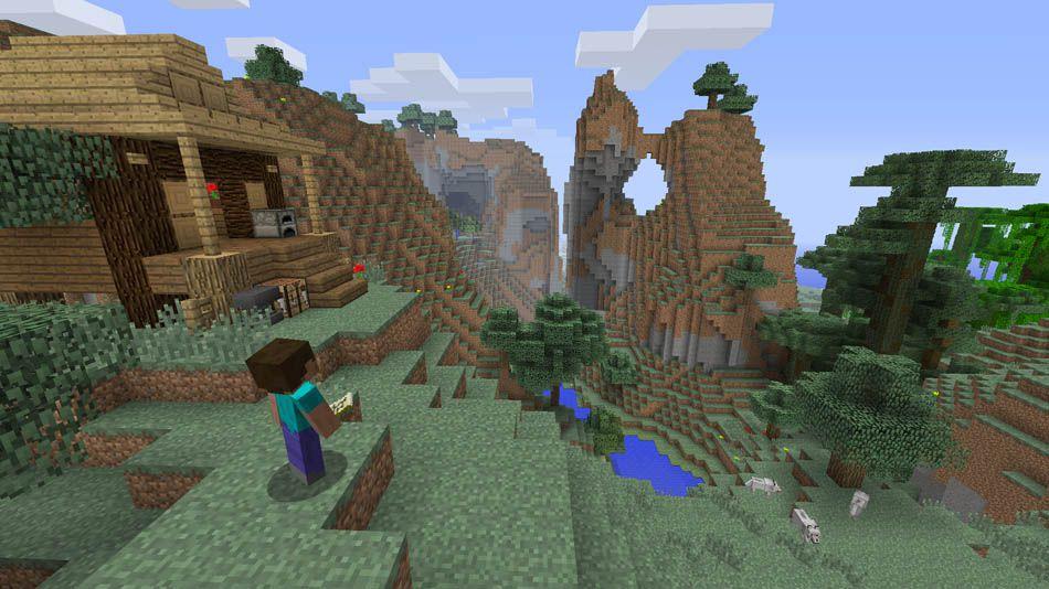 Minecraft Xbox One Screen 1