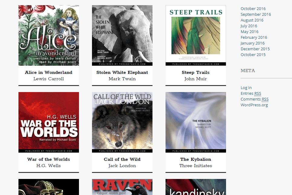 The 21 Best Free Audio Book Websites