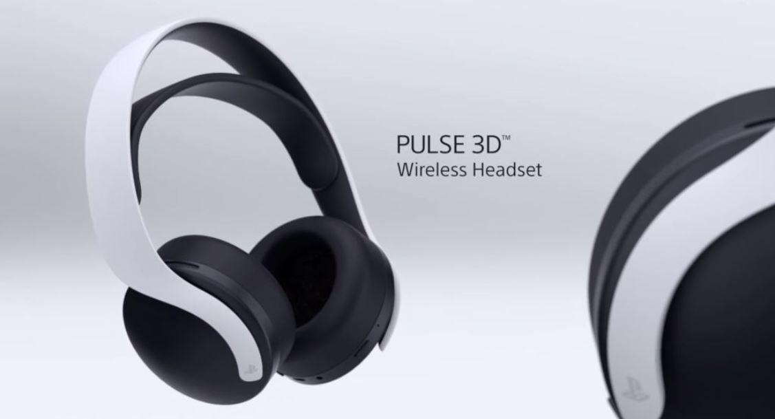 PS5 Pulse 3D headphones