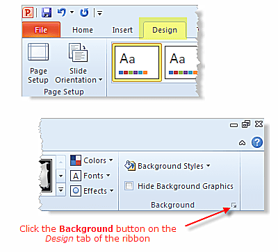 Make An Image Background Transparent In Powerpoint