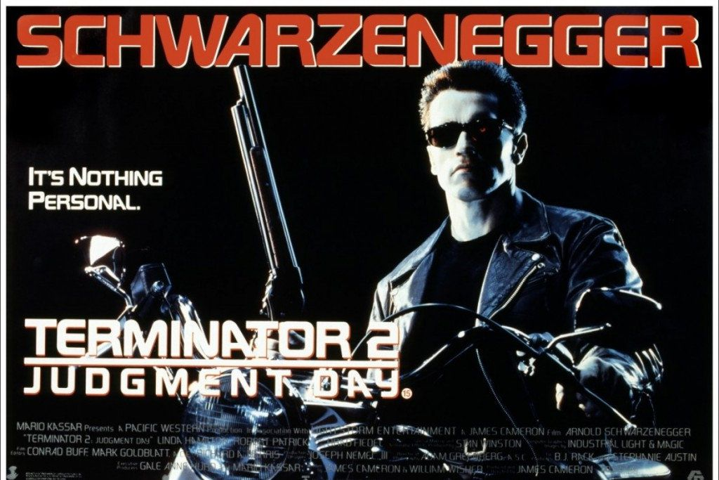 Terminator 2: Judgement Day Poster
