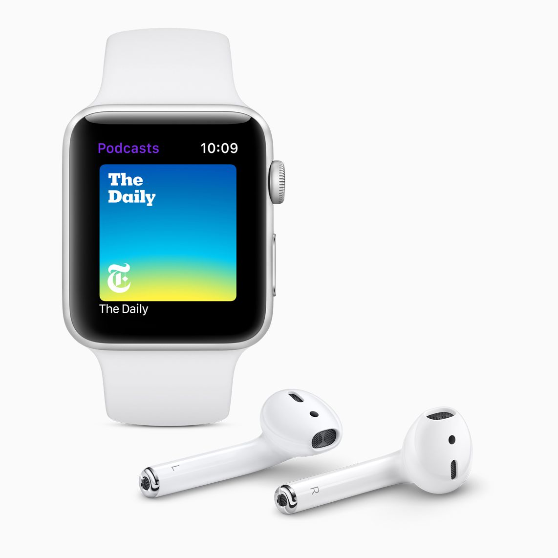 Listen to Podcasts on Apple Watch Without An iPhone