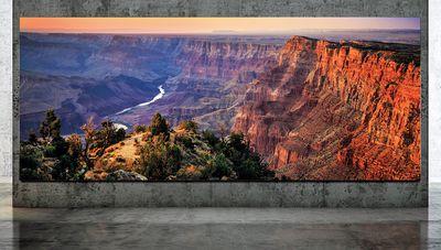 Samsung Wall Pro Luxury Micro LED Display
