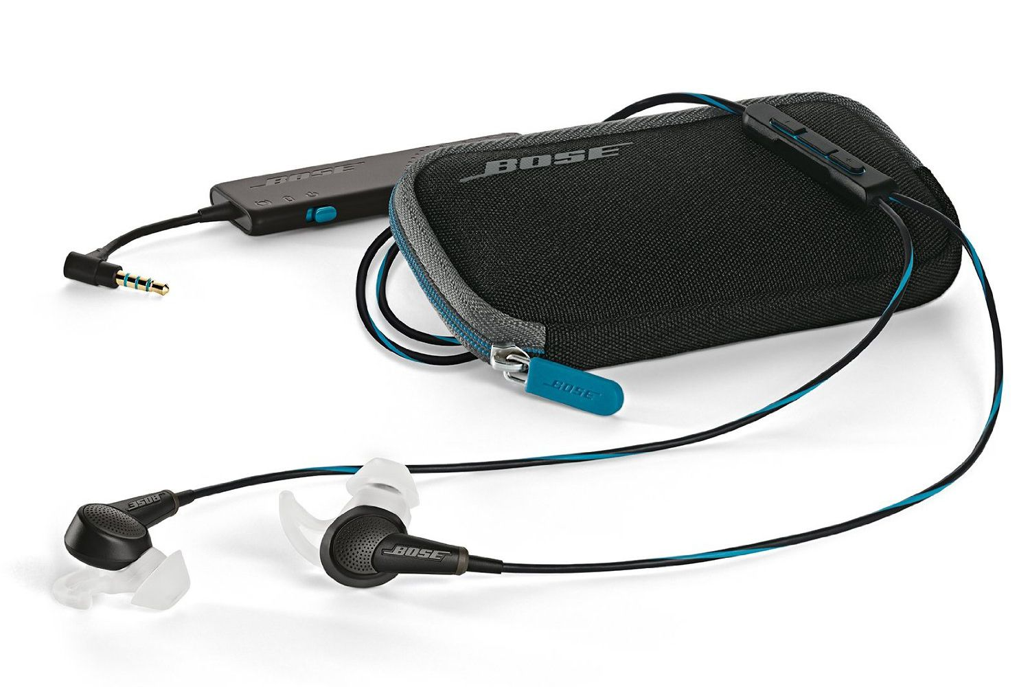 Bose Qc 20 Earphones Measurements And Review Microphone Amplifier With Noise Suppression
