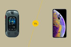 Cellphone vs Smartphone