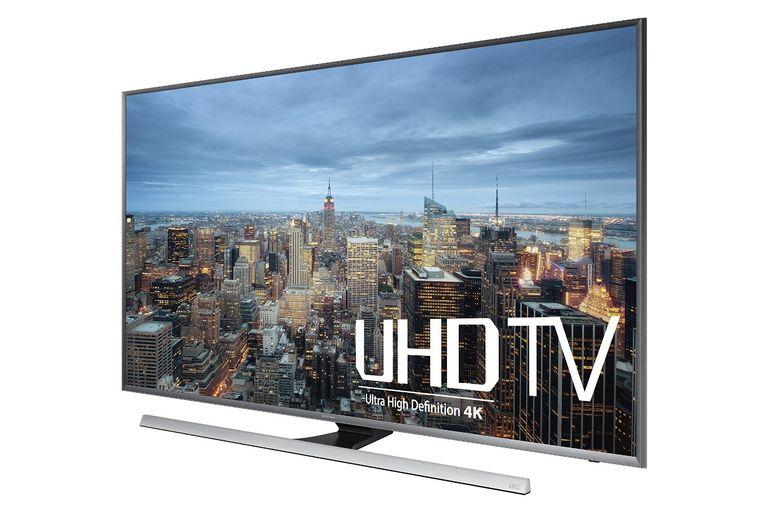 The Samsung UN40JU7100: Making a case for small-screen 4K.