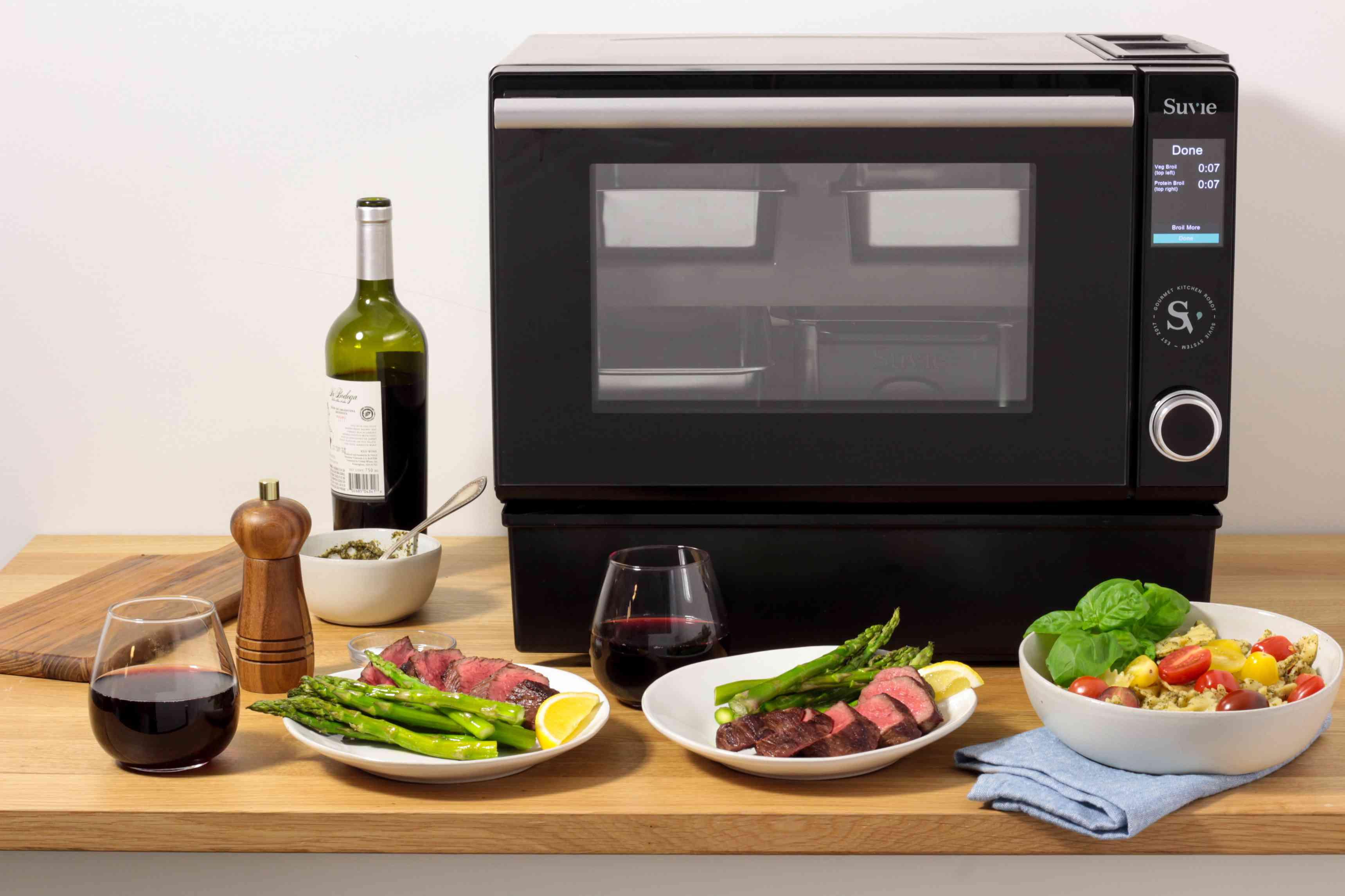 The Suvie Kitchen Robot