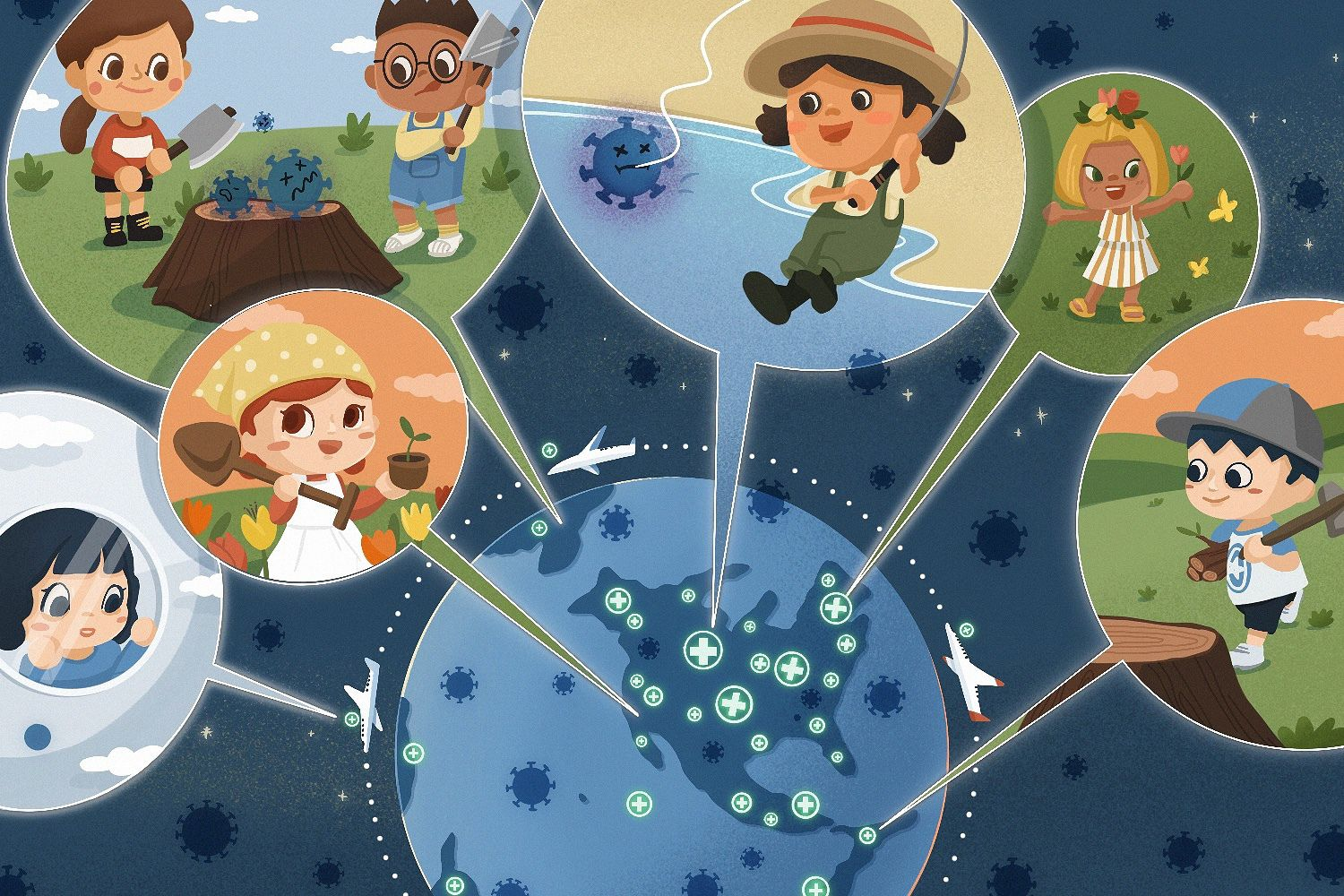 Animal Crossing: New Horizon is the Perfect Antidote to Pandemic Life