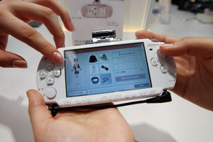 Tokyo Game Show Held In Chiba
