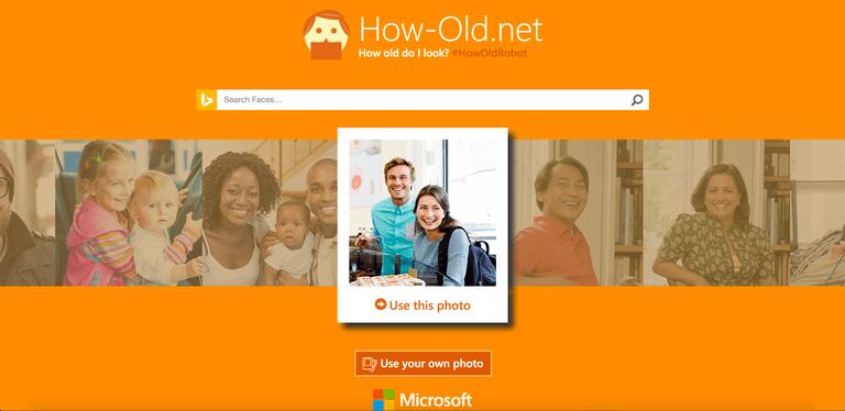 Microsoft's Age Guesser Website Is Loads of Fun