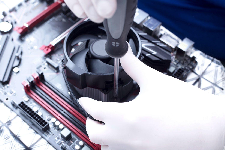 Remove CPU cooler