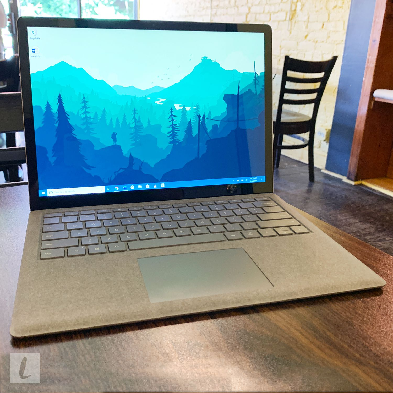Microsoft Surface Laptop 2 Review A Premium Well Rounded Windows Notebook