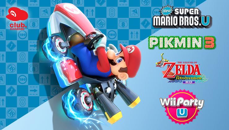 Mario Kart 8 free game offer
