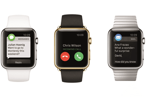 The Apple Watch lineup