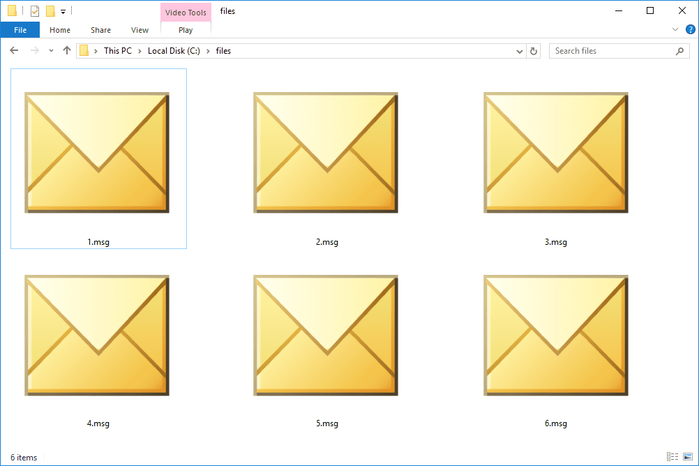 MSG File (What It Is & How to Open One)