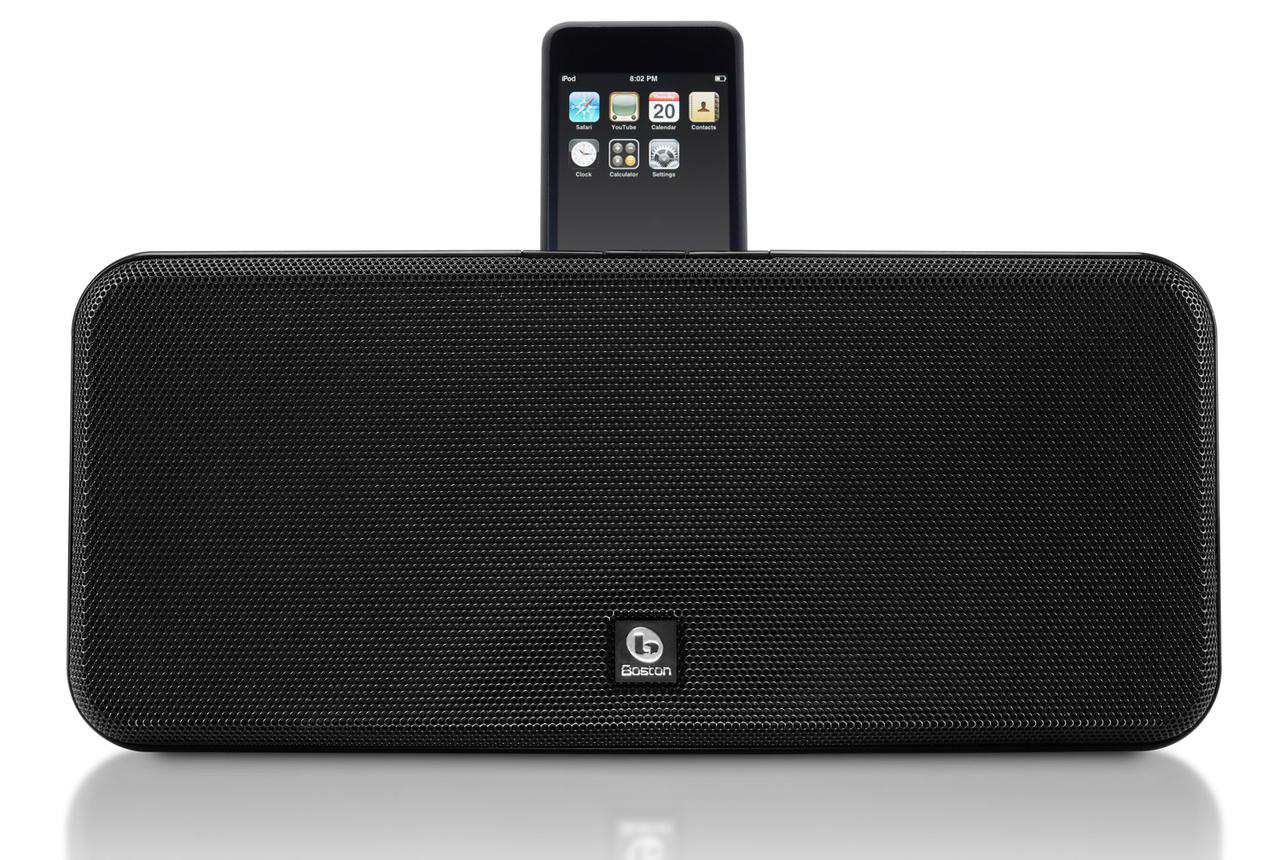 7 Terrific Portable Speakers For Iphone Ipod Harman Kardon Go Play Mini Speaker Black Boston Acoustics I Ds2