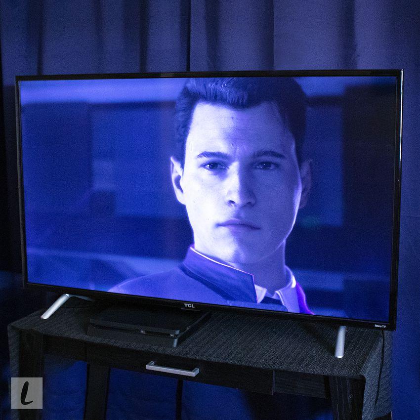 TCL 49S405 4K Roku Smart TV