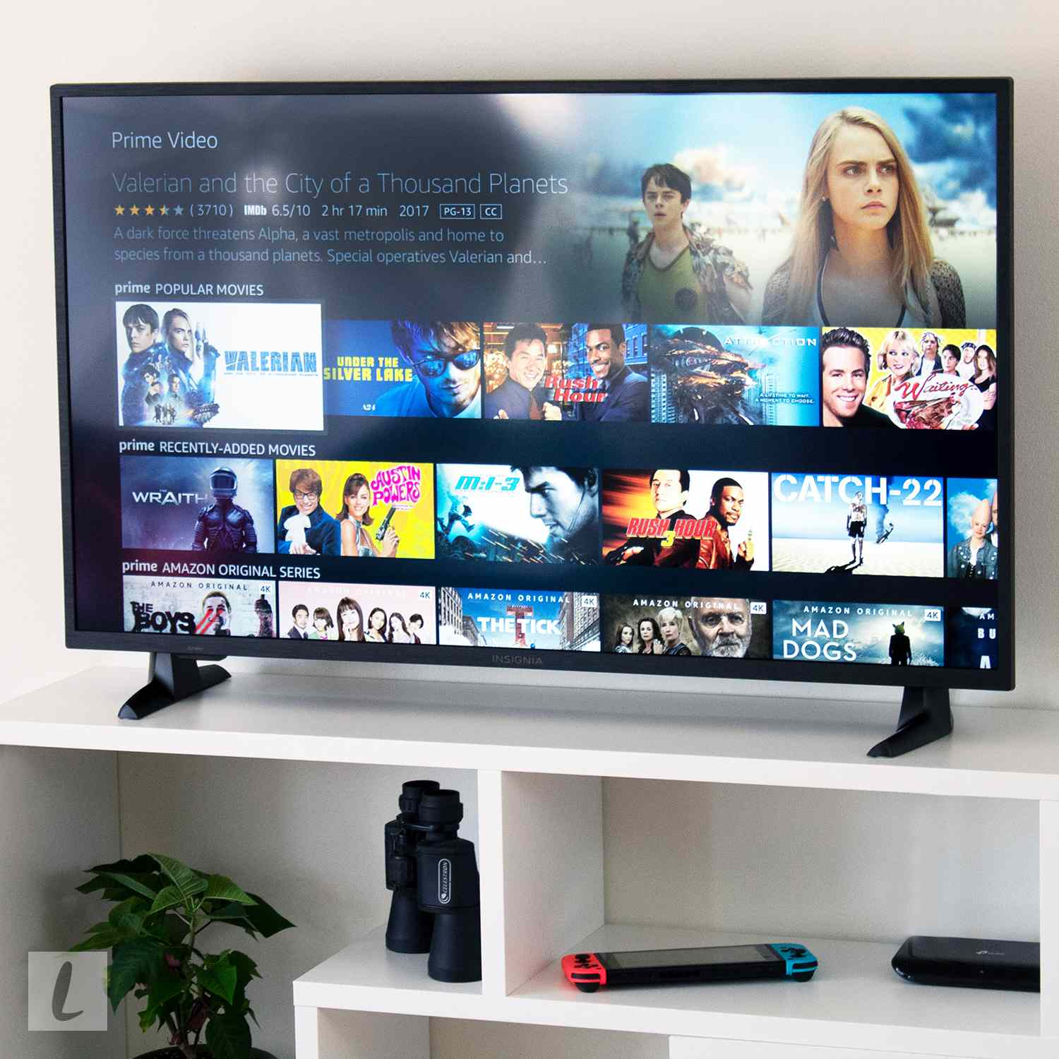 Insignia NS-43DF710NA19 Fire TV Edition