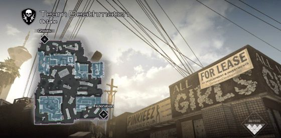 Call Of Duty Ghosts Chasm Multiplayer Map