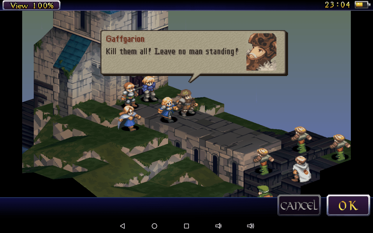Final Fantasy Tactics: war of the Lions for Android