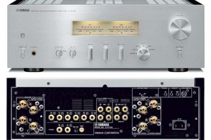 Yamaha A-S1100 Two-Channel Integrated Stereo Amplifier