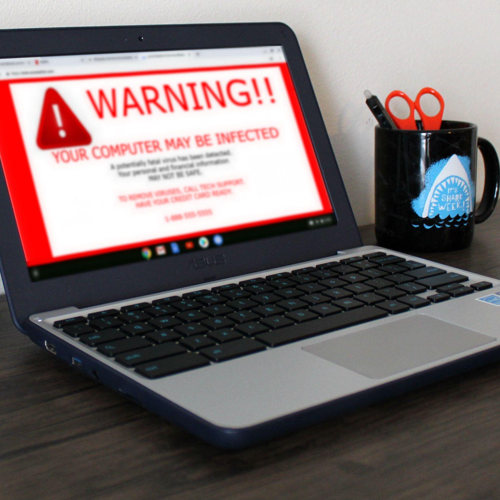 Can Chromebooks Get Viruses?