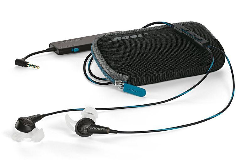 The Bose QuietComfort QC-20 Noise Cancelling Headphones