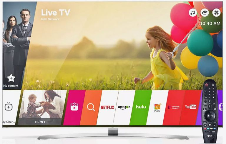 How to Delete Apps on LG Smart TVs