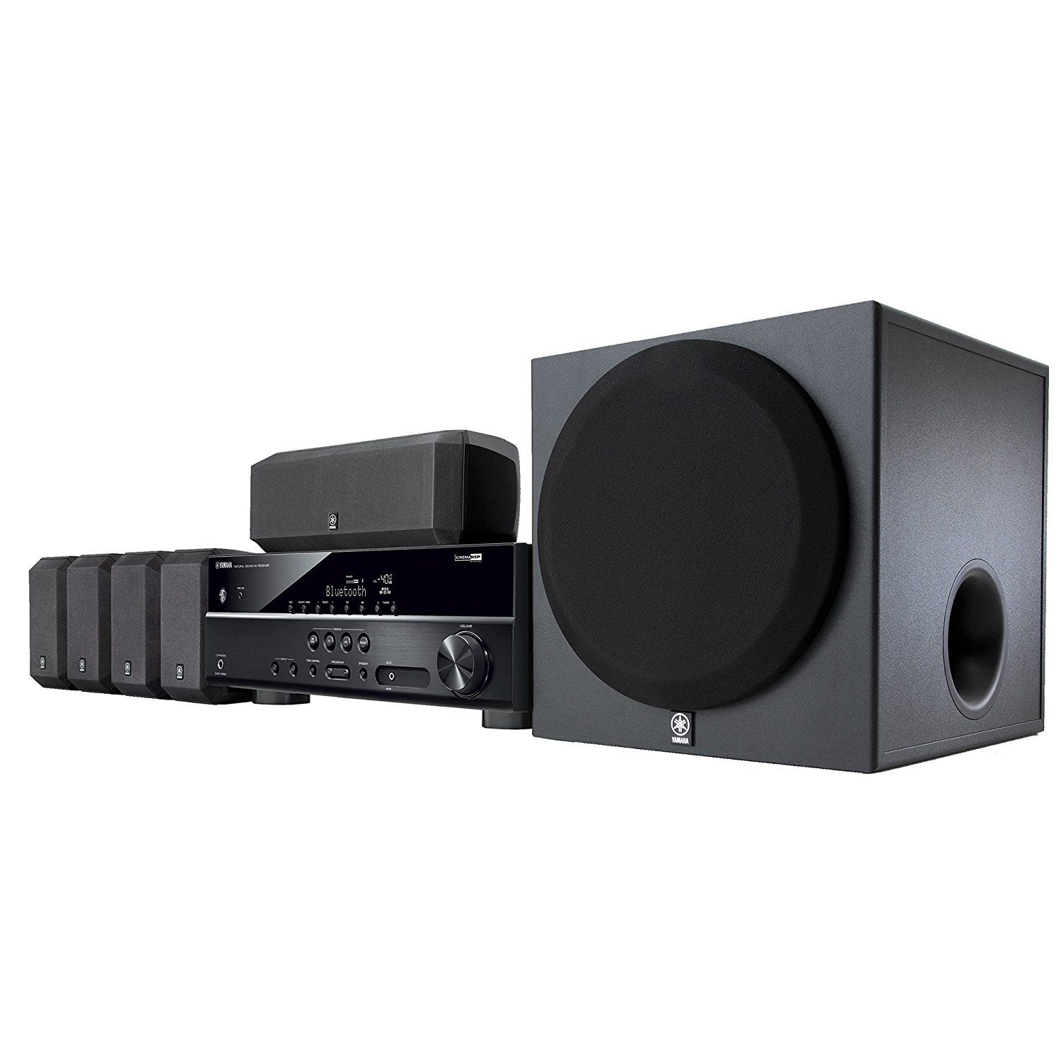 The 7 Best Home Theater Starter Kits to Buy in 2018 for Under $500