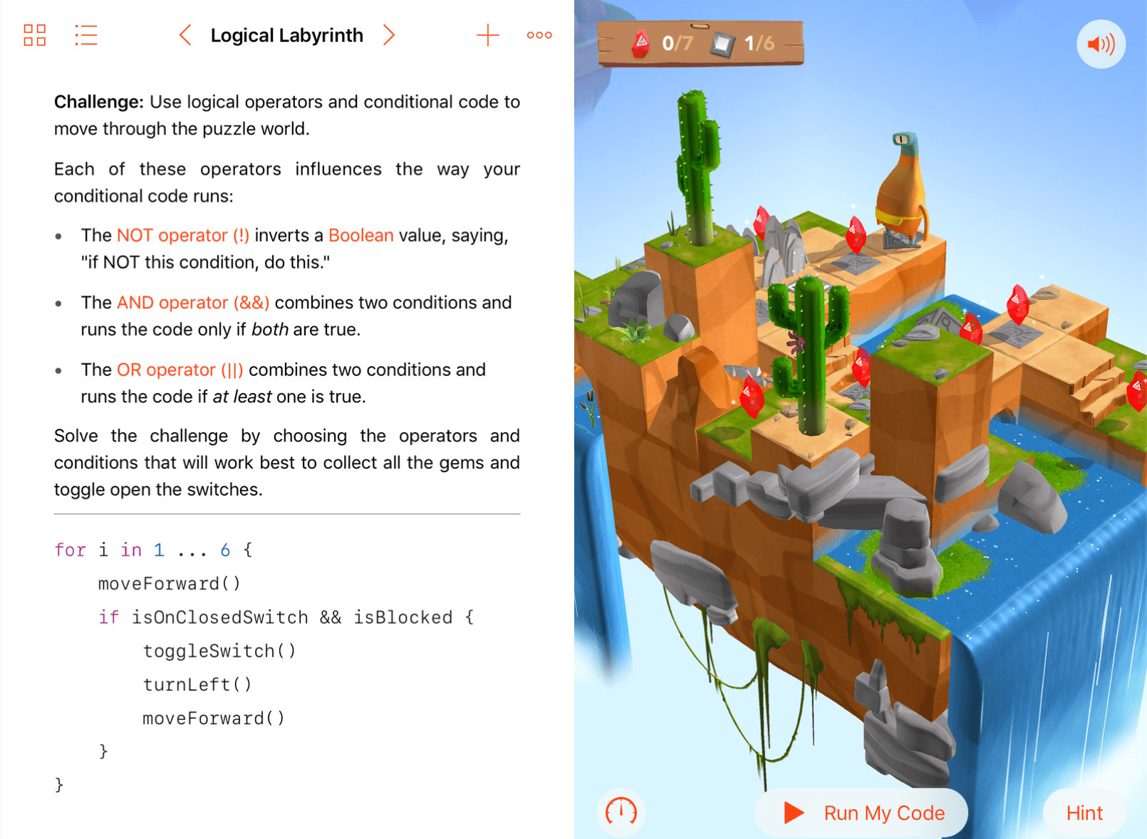 Swift Playgrounds - Apple