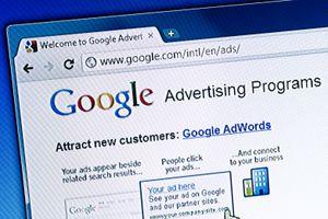 Google adsense advertising programs
