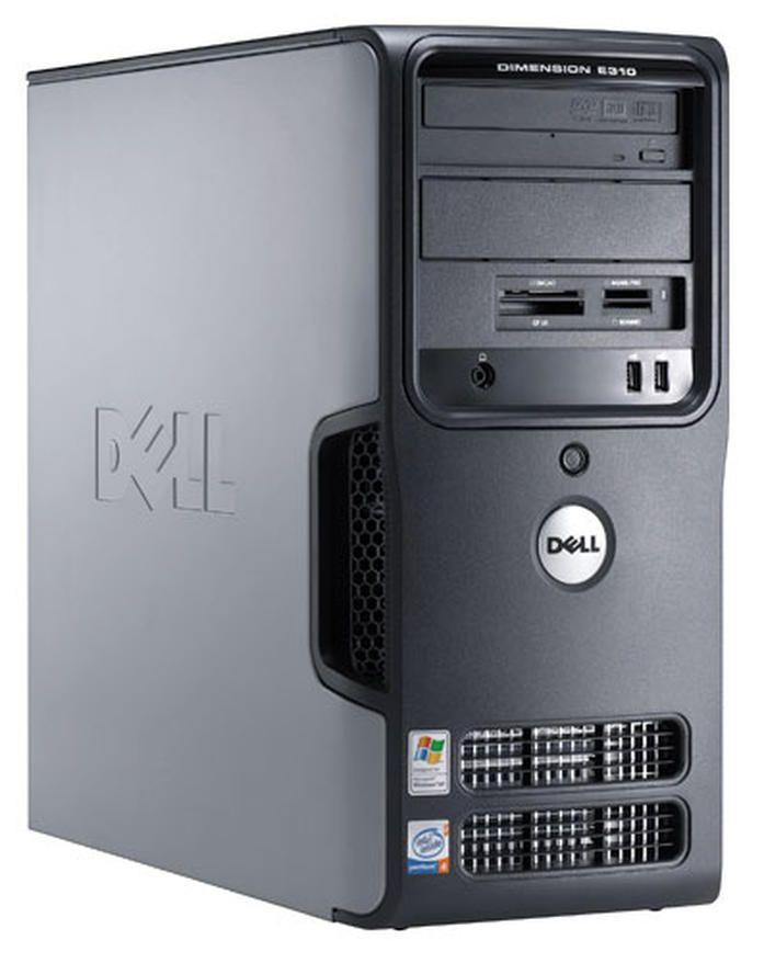 Dell Dimension E310 Budget Desktop PC